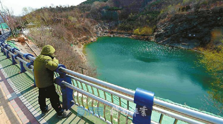 去年,济南节水省出12.5个大明湖!