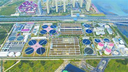 """青岛努力将再生水发展成为城市""""第二水源"""""""