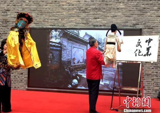 江苏扬州一逾400亩园林变身非遗文化课堂 感受传统文化魅力