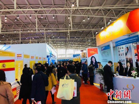 200多所高校汇聚2019中国国际教育巡回展