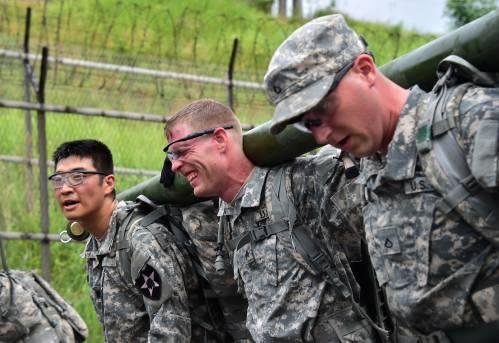 支付巨额费用!美媒称韩国为美军基地大幅扩建埋单