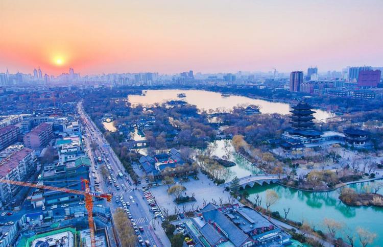 济南通过全国公共建筑节能改造重点城市验收