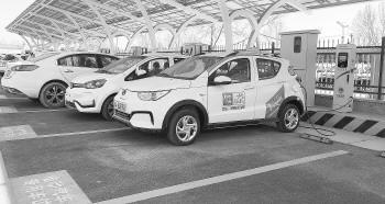 """济南去年挂牌6000新能源车,近半是""""洗澡车""""!"""