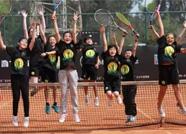 网球少年 花样成长
