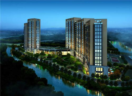 聊城人力资源服务产业园配套建设106套人才公寓