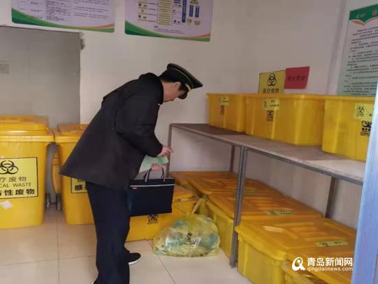 青岛专项检查135家医疗机构 立案处罚4家责令整改10家