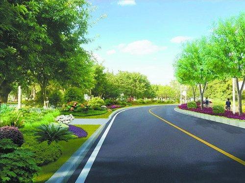 淄博高新区集中改造11条道路