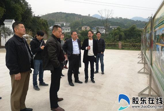 烟台民建参政议政专委会赴川渝调研乡村振兴建设
