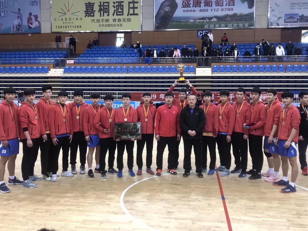 少帅给力 队员齐心 山东折桂全国青年男子手球锦标赛
