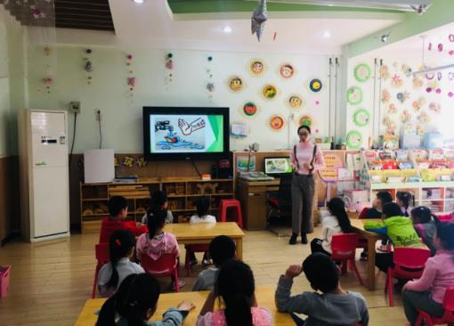 """济南槐荫区实验幼儿园举行环保宣传月""""地球妈妈有我们呵护"""""""