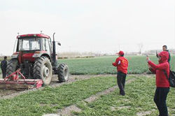 淄博市校城融合又一硕果 国内首个无人农场年内基本实现