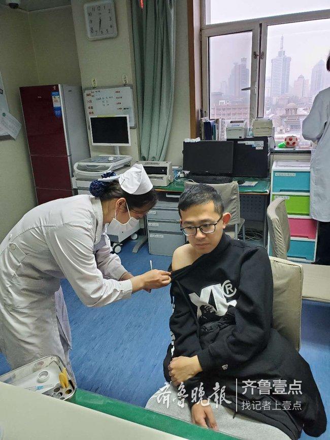 男子捐献造血干细胞,母亲:救人一命是积德的好事