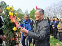 枣庄举行台儿庄大战胜利81周年纪念活动