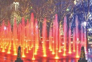 淄博新城区商务区金带工程下月开工 地上城市公园 地下可通车