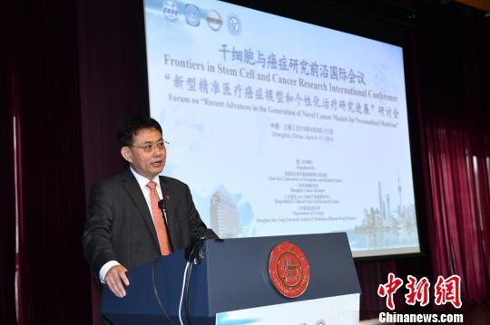 """中国专家前列腺癌研究取得新进展 """"老药""""具有新用途"""