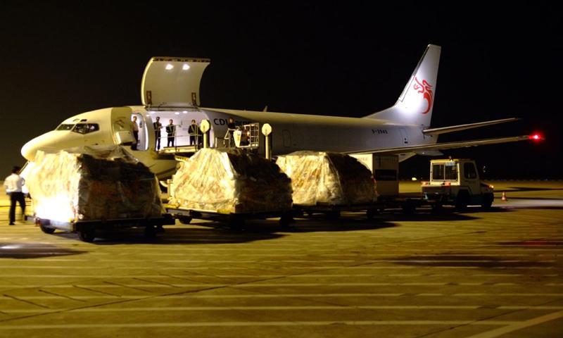 全球航空货运需求连续4个月负增长