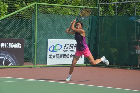 """""""玲珑轮胎杯""""山东省网球锦标赛将在烟台开拍"""