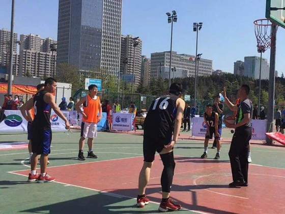 中国三人篮球擂台赛华北分区赛 本周六省体打响