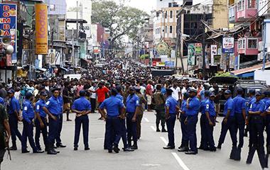 斯里兰卡首都科伦坡爆炸事件死亡人数升至138人