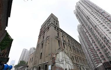 工业老建筑|成丰面粉厂楼曾是济南第一高