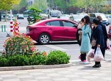 """众多市民来""""打卡"""" 潍坊这个路口成""""网红"""""""