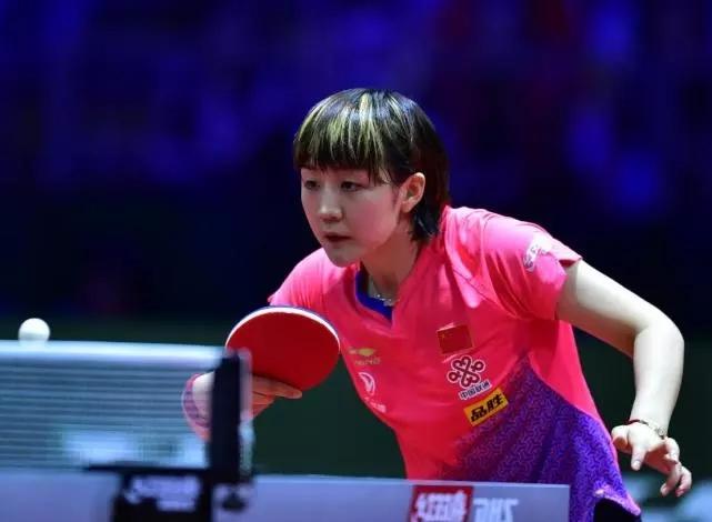 布达佩斯世乒赛女单决赛落幕 陈梦夺女单银牌