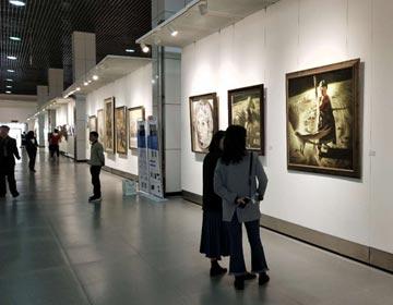 2019中国(青州)国际文化艺术品博览会开幕