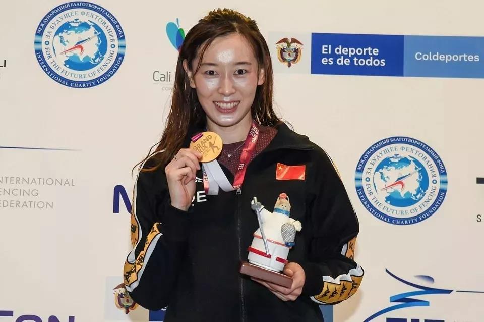 折桂国际剑联重剑大奖赛 孙一文斩获第五次个人世界冠军