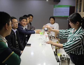 茶艺、调酒…潍坊这所高校校园文化展示活动亮点纷呈