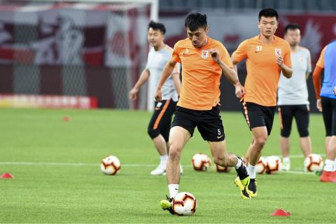 2019中超第9轮前瞻:山东鲁能训练备战