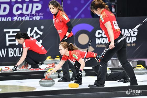 从冰壶世界杯看壶坛新格局 加拿大揽两金 中国队进步令人惊喜