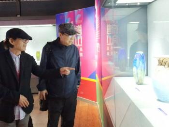 300余件博山琉璃亮相北京恭王府 还将在深圳、上海、青岛、济南巡展