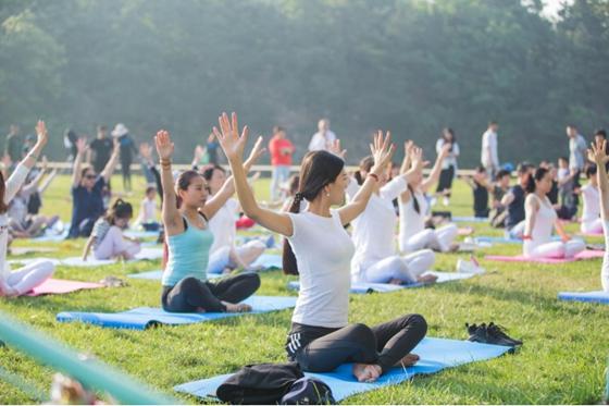 """体验瑜伽魅力!""""白鹭湾瑜伽节""""将在日照举办"""
