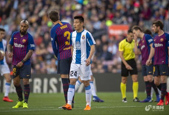 西班牙人老板揭秘:为签武磊,3年考察他200余场比赛