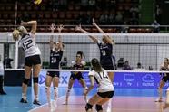 中国女排一分劣势无缘瑞士赛4强 排位赛争第五名