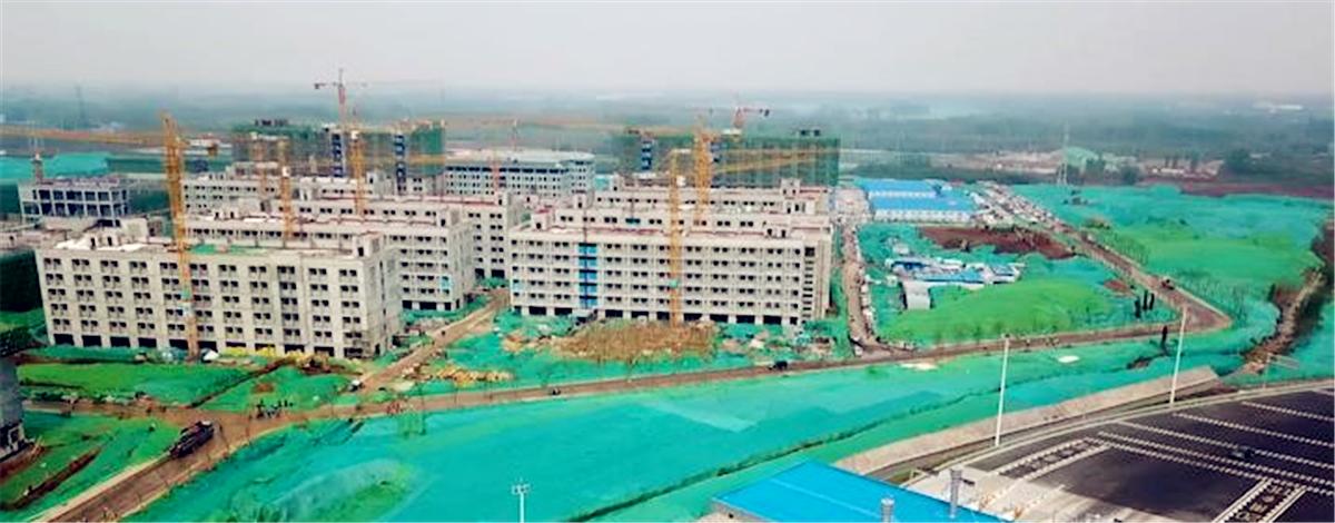 """一年建起一座大学!这里是用""""济南速度""""建设的国际医学中心"""