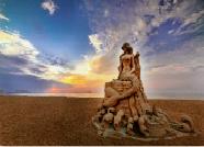 领你看海阳 | 海阳国际沙雕艺术公园:把沙子玩成艺术!