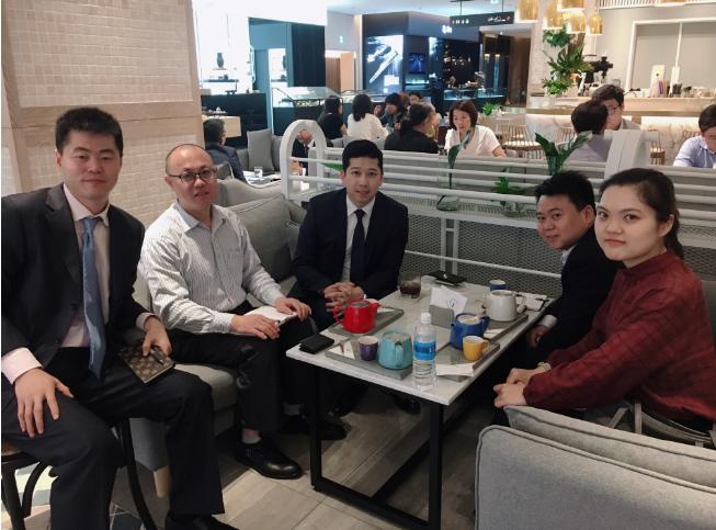 鲁西集团参加2019年亚洲石化会议