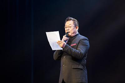 """山东滨州:配音大咖李立宏献声""""声音盛典"""""""