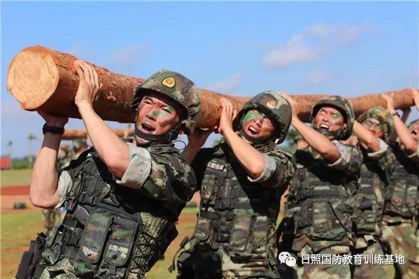 日照国防教育训练基地 众志成城铸国防