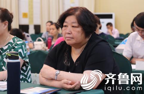 济南嘉乐生殖医院王秋燕院长参加会议中
