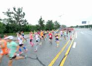 海阳市公安局关于2019卡尔美·仙境海岸海阳马拉松赛时道路交通管制的通告