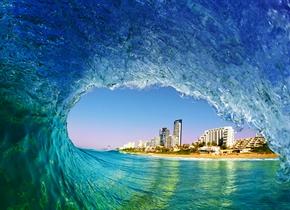 水利万物而不争 世界海洋日感受大海万千气象