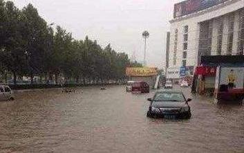 聊城城区启动11处积水点改造工程