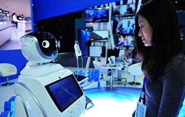 博鳌亚洲论坛全球健康博览会青岛开幕 多款智能医疗设备亮相