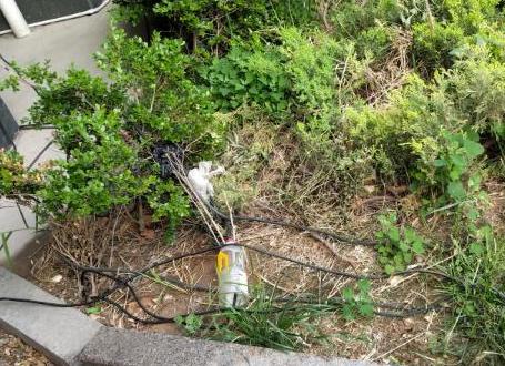 """""""从天而降""""的充电线 关注高层小区电动车充电问题"""