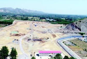 潍坊:废煤矿上崛起高铁装备产业园