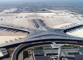 青岛胶东国际机场建设全面冲刺