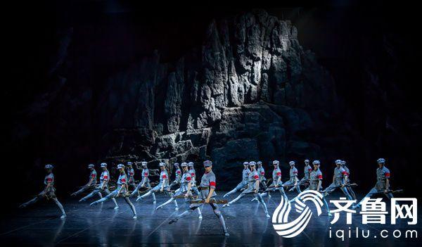 7.12-13 上海芭蕾舞团原创芭蕾舞剧《闪闪的红星》 (3)_副本