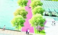 张店柳泉路猪龙河景观改造工程征迁